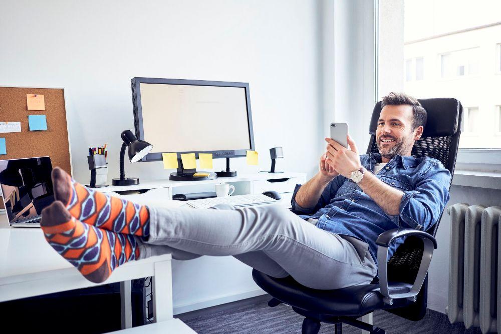 Ini Tips Tepat Untuk Pilih Kursi Kantor